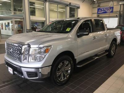 Nissan Titan 2019 for Sale in North Smithfield, RI