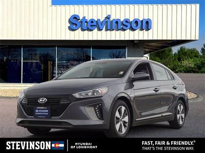 Hyundai Ioniq Plug-In Hybrid 2019 for Sale in Longmont, CO