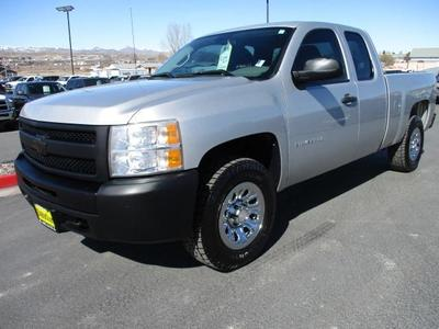 2010 Chevrolet Silverado 1500 Work Truck for sale VIN: 1GCSKPE33AZ236766