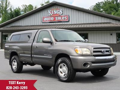 Toyota Tundra 2003 for Sale in Hendersonville, NC