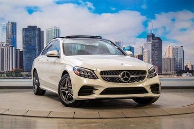 Mercedes-Benz C-Class 2021 a la venta en Lake Bluff, IL