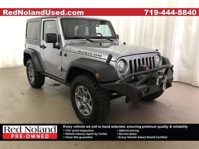 Jeep Wrangler 2017 for Sale in Colorado Springs, CO