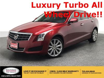 Cadillac ATS 2014 for Sale in Colorado Springs, CO