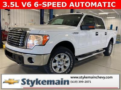 Ford F-150 2012 for Sale in Paulding, OH
