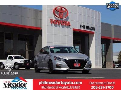 Nissan Altima 2019 a la venta en Pocatello, ID