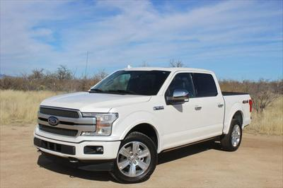 2018 Ford F-150 Platinum for sale VIN: 1FTEW1EG1JFB33865