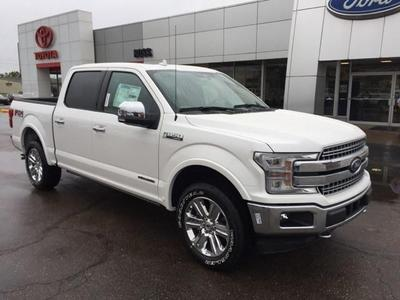 2018 Ford F-150 Lariat for sale VIN: 1FTFW1E14JFD80538