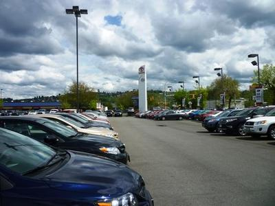 Toyota Of Renton >> Toyota Of Renton In Renton Including Address Phone Dealer Reviews