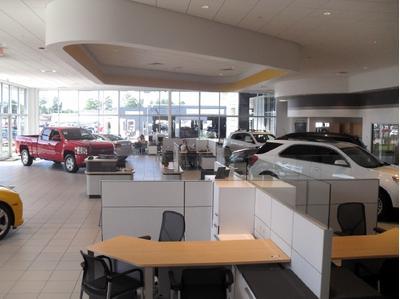 Banks Chevrolet Cadillac Buick GMC Image 2
