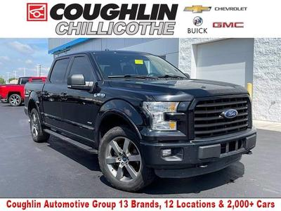 Ford F-150 2016 for Sale in Chillicothe, OH