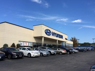 Vision Hyundai of Henrietta Image 1