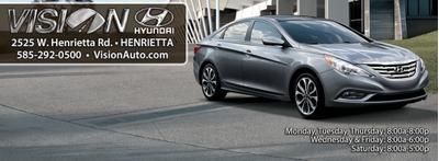 Vision Hyundai of Henrietta Image 5