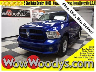 RAM 1500 Classic 2019 for Sale in Chillicothe, MO