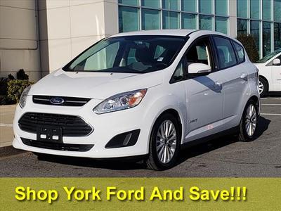 2018 Ford C-Max Hybrid SE for sale VIN: 1FADP5AU4JL102791