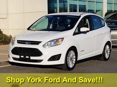2018 Ford C-Max Hybrid SE for sale VIN: 1FADP5AU8JL104804