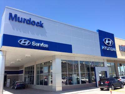 Murdock Hyundai of Logan Image 1