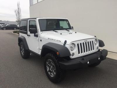 2017 Jeep Wrangler Rubicon for sale VIN: 1C4BJWCGXHL588596