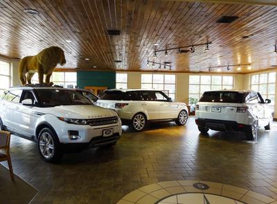 Jaguar Land Rover Glen Cove Image 1