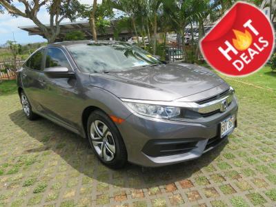 2016 Honda Civic LX for sale VIN: 2HGFC2F55GH532206