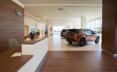Jaguar Land Rover South Bay Image 1