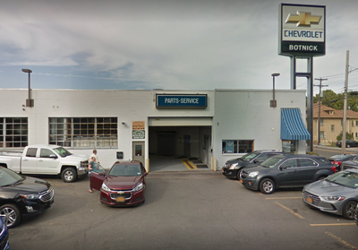 Botnick Chevrolet In Binghamton Including Address Phone Dealer Reviews Directions A Map Inventory And More