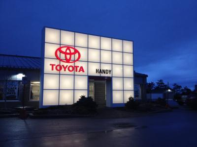 Handy Toyota Inc Image 1