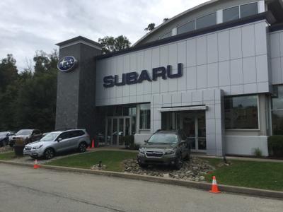 #1 Cochran Subaru Monroeville Image 2