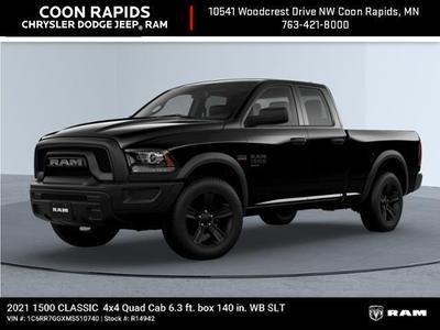 RAM 1500 Classic 2021 for Sale in Minneapolis, MN