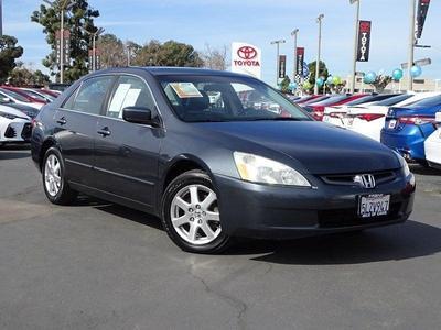 2005 Honda Accord EX-L for sale VIN: 1HGCM66575A032227