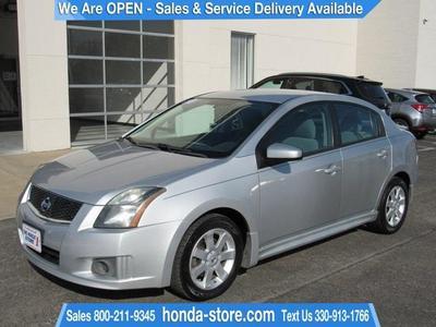 Nissan Sentra 2010 a la venta en Youngstown, OH