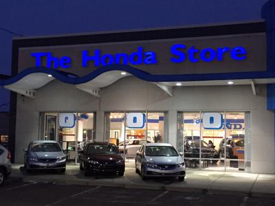 The Honda Store Image 1