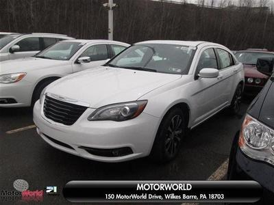 2013 Chrysler 200 Limited for sale VIN: 1C3CCBCGXDN522608