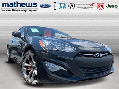 2014 Hyundai Genesis Coupe 2.0T R-Spec for sale VIN: KMHHT6KD3EU116611