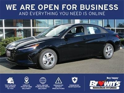 Hyundai Elantra 2021 for Sale in Manassas, VA