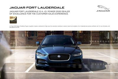 Jaguar Fort Lauderdale Image 1