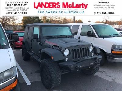 2014 Jeep Wrangler Unlimited Rubicon for sale VIN: 1C4BJWFG9EL120429