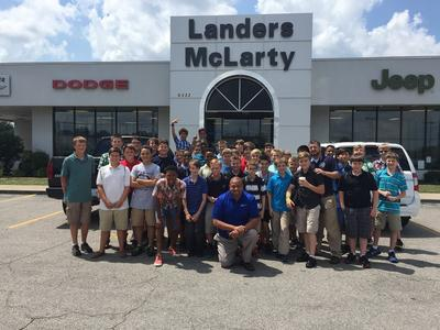 Landers McLarty Chrysler Dodge Jeep Subaru RAM Image 2