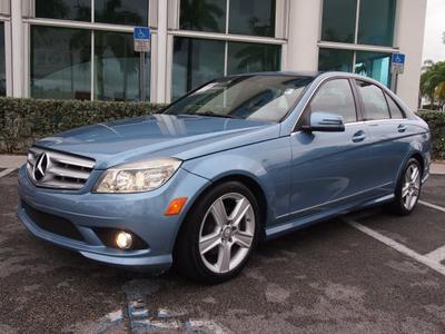 Mercedes-Benz C-Class 2010 a la venta en Miami, FL