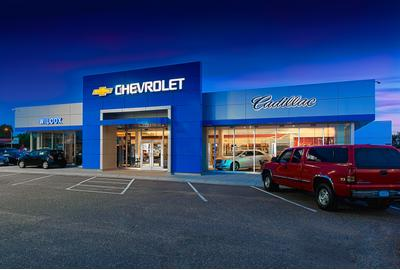 Forest Lake Chevrolet Cadillac Image 1