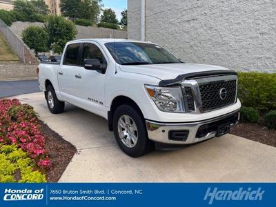 Nissan Titan 2018 for Sale in Concord, NC