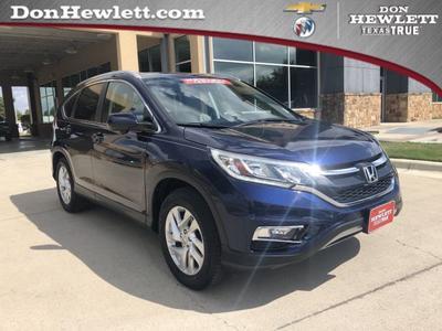 Honda CR-V 2016 for Sale in Georgetown, TX