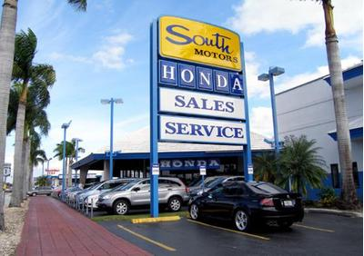South Motors Honda Image 1