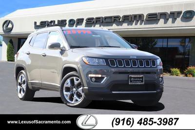 Jeep Compass 2019 for Sale in Sacramento, CA