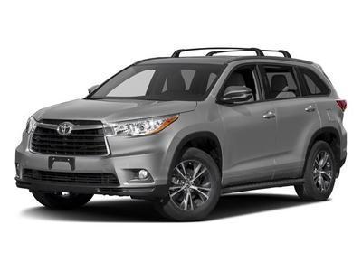 2016 Toyota Highlander  for sale VIN: 5TDKKRFH5GS143148