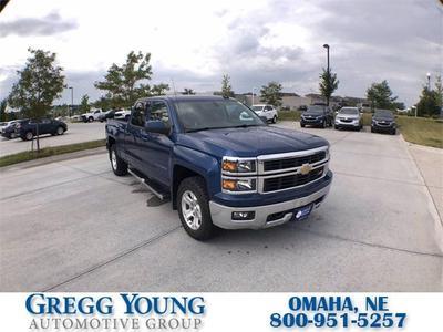 Chevrolet Silverado 1500 2015 for Sale in Omaha, NE