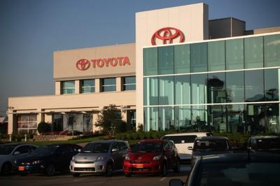 Lone Star Toyota of Lewisville Image 1