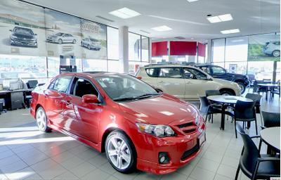 Stevinson Toyota East Image 2