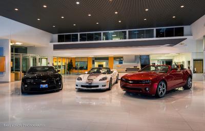 Platinum Chevrolet Image 1