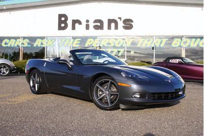 2012 Chevrolet Corvette Base for sale VIN: 1G1YF3DW7C5105216