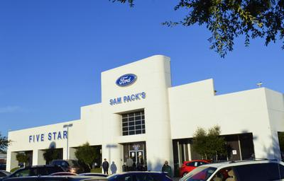 Five Star Ford Lewisville Image 2